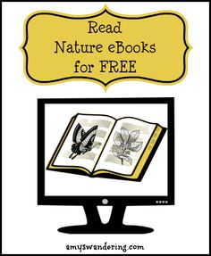 Read Nature eBooks for free through the Open Library. It's like your very own card catalog.