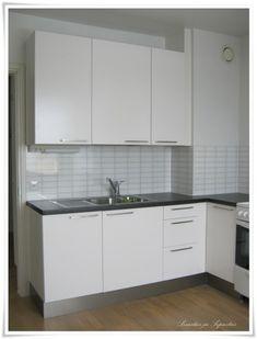 Uusi edullinen Ikea-keittiö   Sisustus ja Sepustus