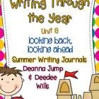 Summer Writing Journals ~ Writing Through the Year Unit 8 {Aligned with Common Core}  Writer's Workshop is a wonderful way to incorporate all of the ELA standards while introducing your students to the love of writing. This best prac...