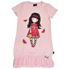 Rochie copii Gorjuss Every Summer Has A Story Onesies, Summer Dresses, Kids, Baby, Clothes, Fashion, Young Children, Outfits, Moda