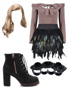 """Sin título #175"" by mjcanogu on Polyvore featuring moda, Boohoo, WithChic y Dsquared2"
