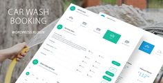Car Wash Booking System is a powerful, easy to configure and customize, auto wash booking plugin for WordPress. It will help you to setup a car wash reservation system for any of your websites.