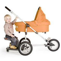 Stroller Attachment for Two | | Universal Stroller Standing ...