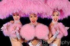 Les Follies Show Girls - Themed Dancers | Nottingham | East Midlands | UK