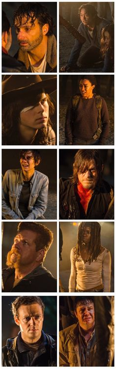 The Walking Dead, season 7, episode 1, The Day Will Come When You Won't Be