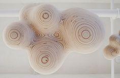 Details we like / Wood / Organic Shaped / Cloud / Sculpture / at lemanoosh