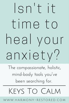 What if you could go through your day feeling empowered, in control, and calm? What if you had the tools you needed to deal with stress, overwhelm, and anxiety as it came up? How would that change your life? Relief is here. #Anxietytest