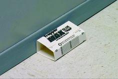 Trampa para cucarachas y ratones, CONTROL DE PLAGAS