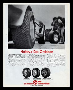 Holley Tires, 1973