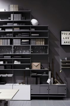String at Stockholm Furniture Fair - emmas designblogg