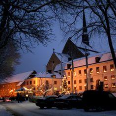 Vadstena Klosterhotel in Vadstena, Östergötland
