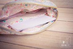 La pochette Candy multi-poches | Les tutos couture de Dodynette