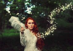 Whimsical Witchcraft Photography - This Enchanting Photography Series Focuses on Witches and Magic (GALLERY)