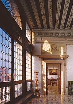 Palazzo Mocenigo : Architectural Digest