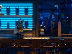 The first look of the Batcave in the upcoming LEGO Batman spinoff movie of the LEGO Movie. by mbb_lego Batman Movie 2017, Lego Movie, Marvel Easter Eggs, Movie Sequels, Movies Coming Soon, Disney Wiki, Will Arnett, Ralph Fiennes, Batman Begins