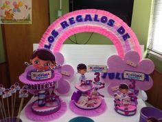 DECORACIONES INFANTILES: doctora juguetes