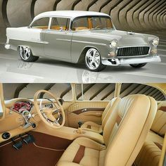 Love this '55 Chevy