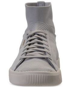 783817d6e7b Puma Men s Clyde Sock Select Casual Sneakers from Finish Line   Reviews -  Finish Line Athletic Shoes - Men - Macy s