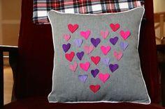 Valentine Pillows, Times Three... - Buzzmills