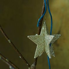 Gold 3D 5 Point Star Decoration - View All - Christmas Home - Christmas