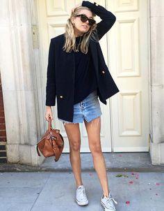 e8d113558dd Pinterest   20 façons de porter le blazer cet automne