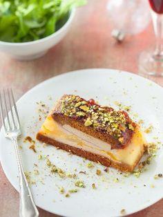 Opéra de foie gras : Recette d'Opéra de foie gras - Marmiton