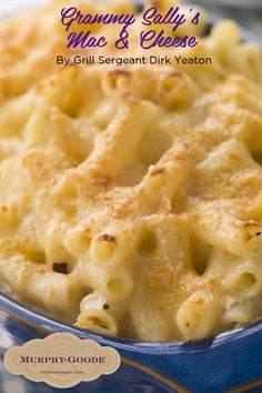 #contest -Grammy Sally's Mac & Cheese #Recipe