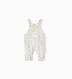 Star pocket dungarees-DRESSES AND ROMPER SUITS-MINI   0-12 months-KIDS   ZARA United States