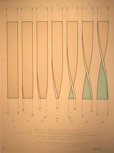 AP-ART Torsie Vorming in 6 phasen Walter Leblanc (1932-1986) Office Building Architecture, Parametric Architecture, Parametric Design, Building Facade, Facade Architecture, Facade Design, Fence Design, Wall Design, Balcony Railing Design