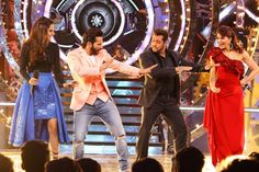"""""""What a picture perfect way to end this beautiful chapter #Judwaa2 #BigBoss Thank you for all the…"""""""
