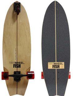 "cherokee | Rakuten Global Market: Trivial fish 35 35-inch TRYWHEEL FISH ""[TRYWHEEL/3-wheel skateboard,"