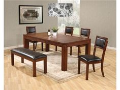 Shop For Winners Only 66 Franklin Leg Table DFD4266 And Other Dining Room