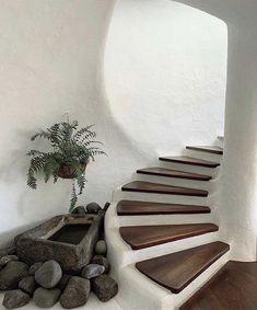 Dream Home Design, My Dream Home, Home Interior Design, Interior Architecture, Interior And Exterior, Organic Architecture, Futuristic Architecture, Exterior Design, Earthship