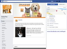 Ook op onze Facebook pagina kan je allerlei nieuws vinden voor jouw hond, kat, cavia, konijn