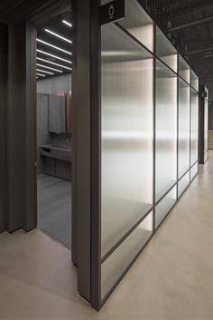 Office project by ARCH(E)TYPE  #archetype #office #interior #glass