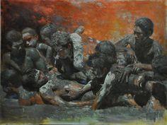 Philippine Art, Portal, Fine Art, Contemporary, Painting, Painting Art, Paintings, Visual Arts, Painted Canvas