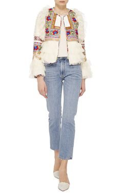 Get inspired and discover Alix of Bohemia trunkshow! Shop the latest Alix of Bohemia collection at Moda Operandi. Casual Work Attire, Casual Chic, Fashion Details, Boho Fashion, New Outfits, Fashion Outfits, Bohemia Style, Boho Inspiration, T Shirt And Jeans