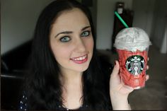 How To Make Starbucks Gift Cup