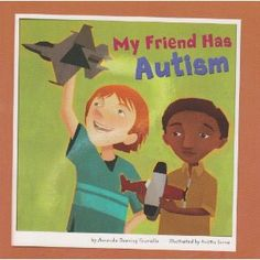 This book is a great one to share with elementary school children to help them gain a better understanding of autism.