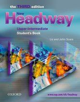 New Headway: Upper-Intermediate Third Edition: Student's Book: Six-level general English course: Student's Book Upper-Intermediate l (Headway ELT) http://astore.amazon.co.uk/learnenglish/detail/0194392996