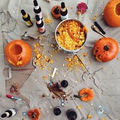 The aftermath of pumpkin carving and beer drinking. Portrait Photography, Food Photography, Pumpkin Carving, Food Styling, Drinking, Beer, Instagram Posts, Photographers, Graphics