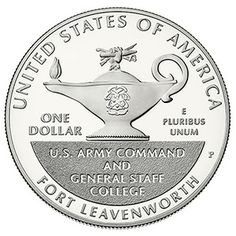 No Longer Available - The 2013 5-Star Generals Commemorative Proof Silver Dollar – the perfect gift for the history buff in your life! $59.95