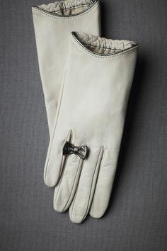 Platinum Promise Gloves BHLDN