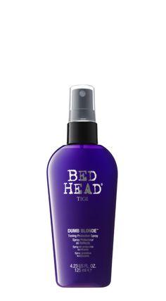 bed head by tigi products wash and care colour care dumb blonde - Coloration Tigi