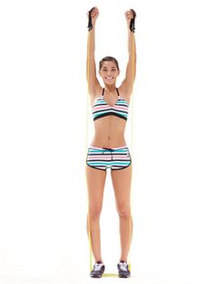 Lose 10 Pounds workout - Just need some resistance bands..