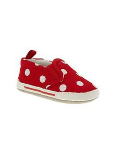 Paddington Bear™ for babyGap printed slip-on sneakers - A limited edition Paddington Bear™ collection for your newest little additions. Adventure awaits!