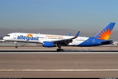 Great Photos, View Photos, Allegiant Air, Boeing Aircraft, January 9, Commercial Aircraft, Airplane, Planes, Aviation