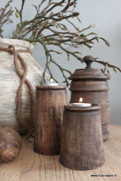 . Wabi Sabi, Vibeke Design, Belgian Style, Brick And Stone, Candle Lanterns, Centerpiece Decorations, Natural Living, Modern Interior Design, Home Decor Accessories