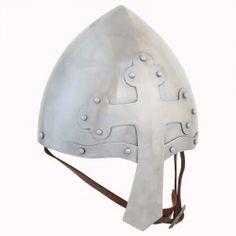 European Crusader Nasal Helmet Deluxe