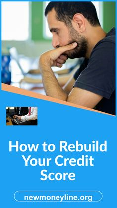 How to Rebuild Your Credit Score. A credit report is basically a summary of every credit account that a person has and how much they owe to creditors. The credit score refers to this information in relation to the credit accounts. Credit history can range from good to poor depending on what kind of information is included in the report and if the information is correct or not. #creditscoretips #improvecreditscore #creditscorechart #howtoraiseyourcreditscore Credit Score Range, Good Credit Score, Check Your Credit, Improve Your Credit Score, Setting Up A Budget, Create Your Own Business, Get A Loan, Credit Report